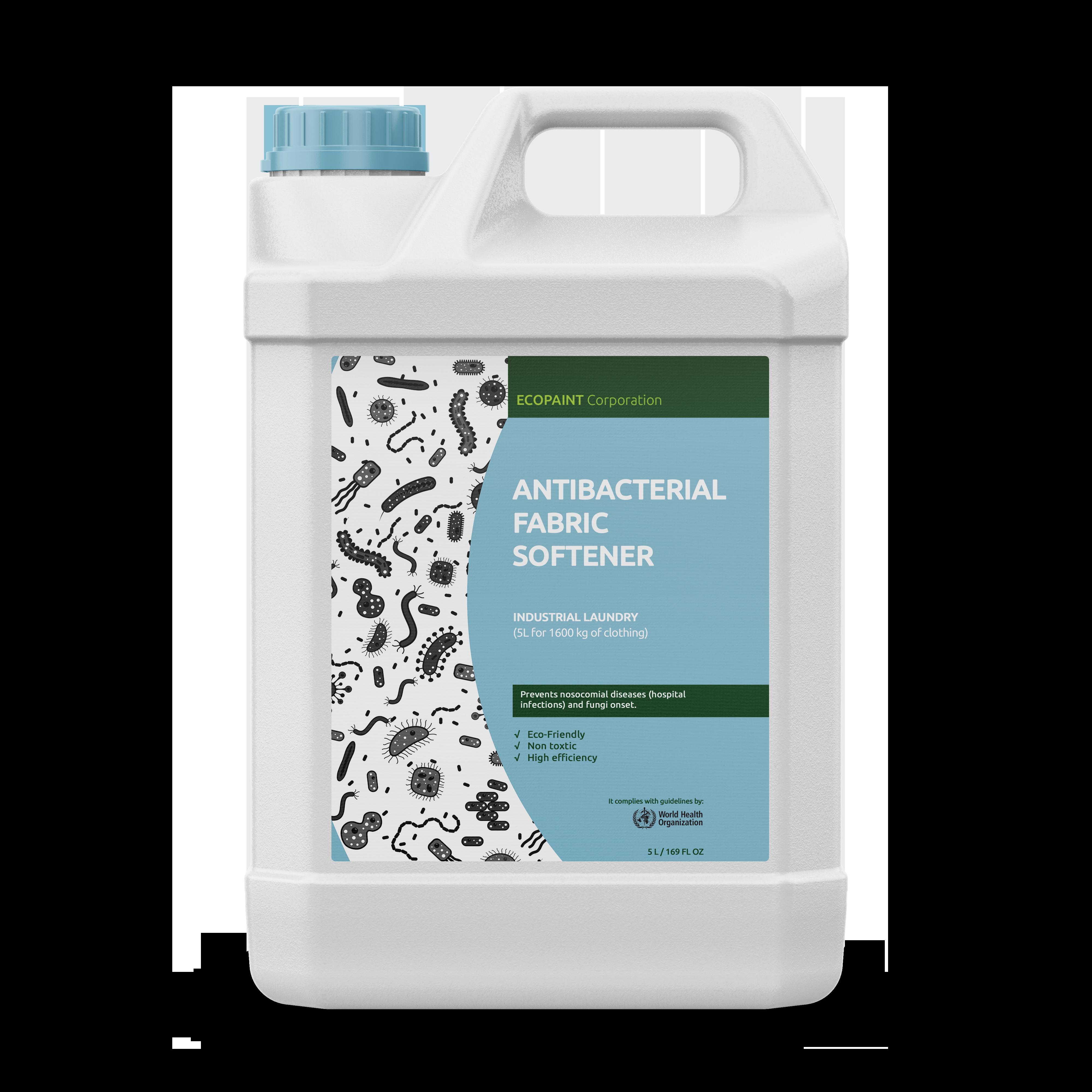 antibacterial fabric softener 5l