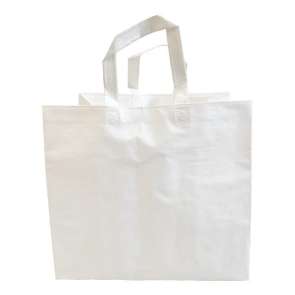 reusable water soluble bag