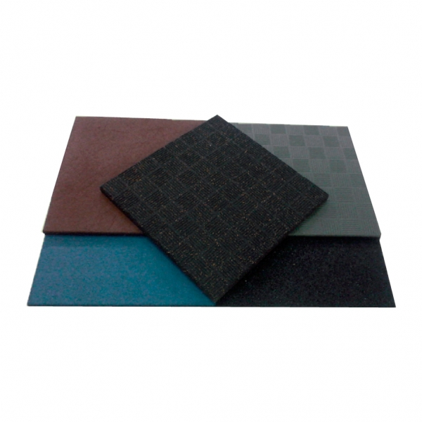 Recycled Rubber (High Density Plates)